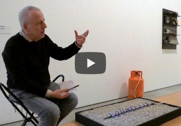 As Escolhas dos críticos Jannis Kounellis por Bernardo Pinto de Almeida