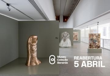 O Museu Coleção Berardo reabre ao público no dia 5 de abril! Visite-nos!